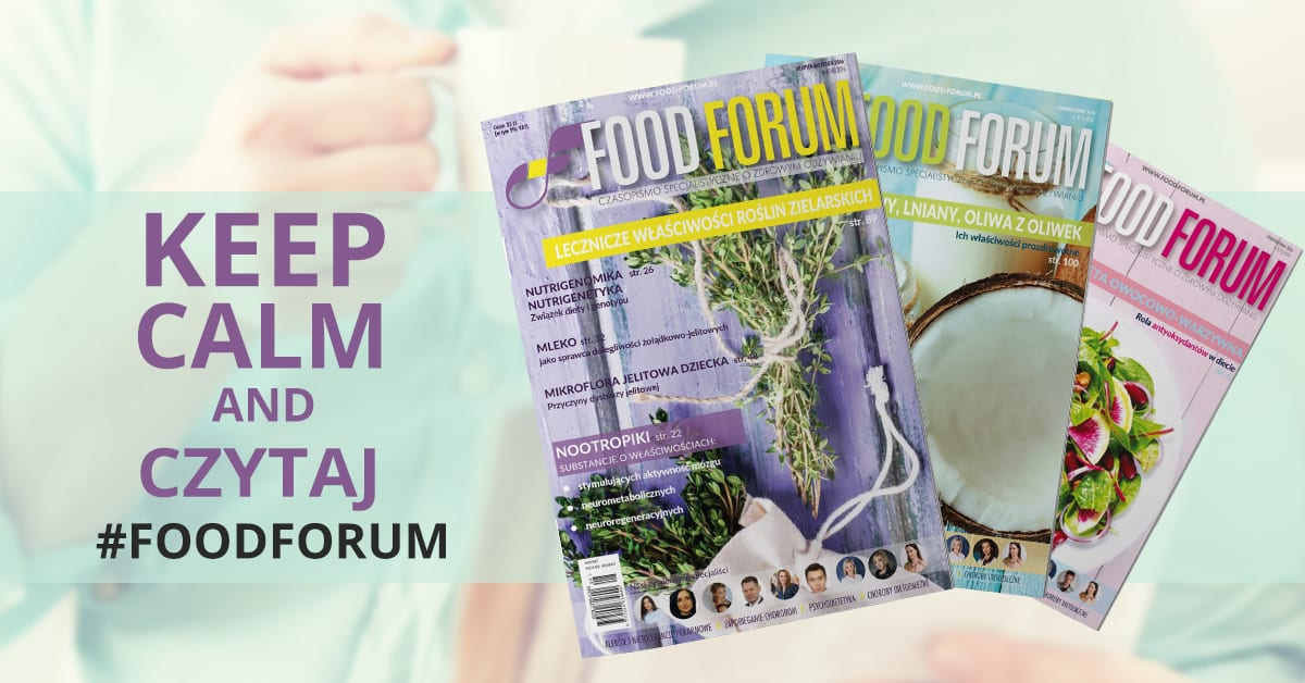 food forum czasopismo